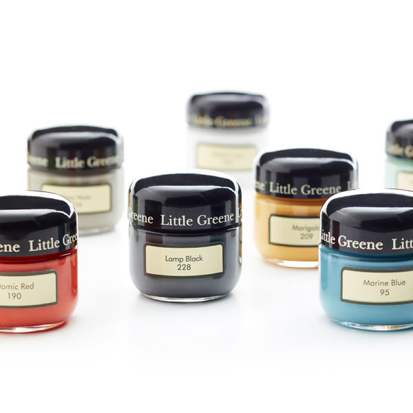 Paint Sample Pots