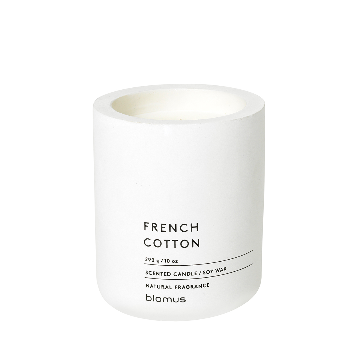 image-French Cotton Scented Candle