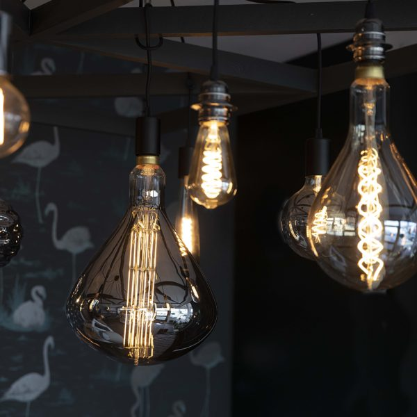 Statement bulbs