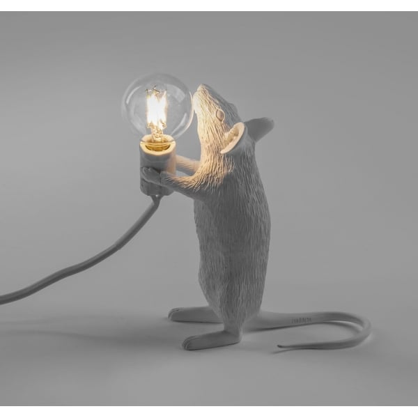 image-Seletti Standing Mouse light